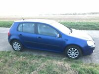 Golf 1.9Tdi SE 5 Door
