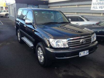 2006 Toyota LandCruiser GXL Auto Moonah Glenorchy Area Preview