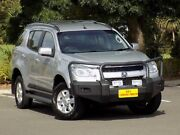 2012 Holden Colorado 7 RG MY13 LT Silver 6 Speed Sports Automatic Wagon Blair Athol Port Adelaide Area Preview