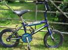 3-5 Year Old Boys Bike BMX Style