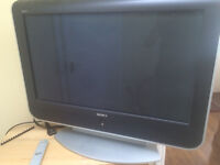 37in Sony plasma TV