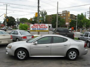 **2007 Pontiac Grand Prix**  Certifed & E-tested