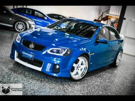 From $79p/w ON FINANCE* 2012 Holden Commodore Sedan Westcourt Cairns City Preview