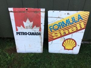 vintage tires wall hangers signs