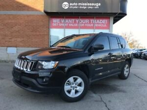 2017 Jeep Compass Sport | 5-Speed Manual | Uconnect | One Owner