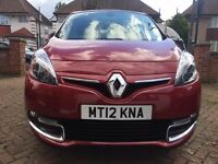 Renault Grand Scenic 1.5 TD Dynamique Tom Tom EDC Auto 5dr - PANORAMIC SUNROOF + BOSE LUXE PACK!!