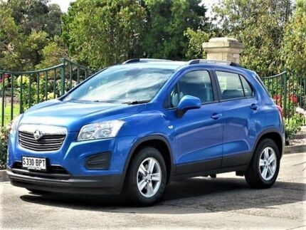 2016 Holden Trax TJ MY16 LS Blue 6 Speed Automatic Wagon Enfield Port Adelaide Area Preview