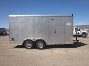 2011 Interstate Load Runner 7X16 Pro Series Enclosed Cargo