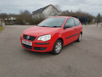 NEW SHAPE VOLKSWAGEN POLO SERVICE HISTORY EXCELLENT CONDITION LONG MOT