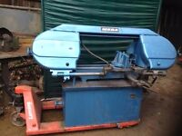 "SAW (10"" CAPACITY MEBA BAND SAW)"