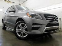 2013 Mercedes ML350 BlueTEC NAVIGATION 4MATIC 71,000KM