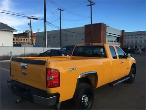 2007 Chevy Silverado 2500HD 4x4 = 187K = EXT CAB LONG BOX Edmonton Edmonton Area image 10