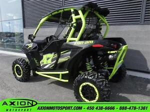 2015 Can-Am Maverick 1000R Turbo X DS 72.09$/SEMAINE