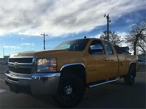 2007 Chevy Silverado 2500HD 4x4 = 187K = EXT CAB LONG BOX Edmonton Edmonton Area image 2