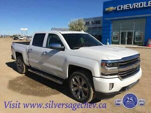 Brand New 2017 Chevrolet Silverado 1500 High Country 6.2L V8 22""