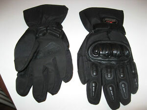 Motorcycle Gloves Winter Warm Waterproof Windproof GANTS MOTO