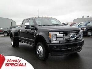 2019 Ford Super Duty F-450 DRW Platinum 4x4-Leather,Remote Start