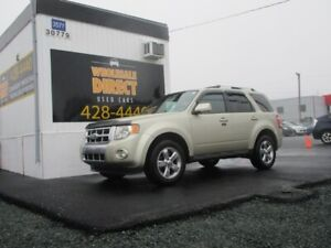 2011 Ford Escape SUV LIMITED AWD 3.0 L