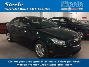 2014 Chevrolet CRUZE 1LT One Owner Only 32k !!!