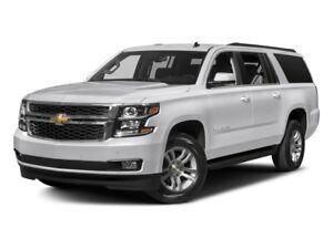 2018 Chevrolet Suburban LS 4x4