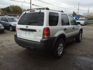 2006 Ford Escape XLT |WE'LL BUY YOUR VEHICLE!! Kitchener / Waterloo Kitchener Area image 4