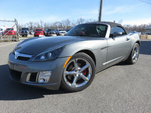 2007 Saturn Sky Coupé (2 portes) convertible