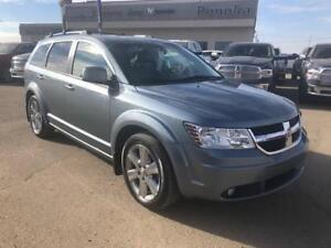 2010 Dodge Journey R/T AWD, DVD, Leather