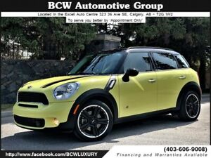 2012 MINI Cooper Countryman S AWD 1 Owner SOLD!