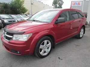 2009 Dodge Journey 7 SIEGE (GARANTIE 2 ANS INCLUS) vehicules d'o