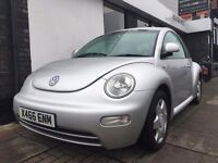 Volkswagen Beetle 2.0 3dr STAND OUT FROM THE CROWD!