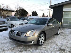 2004 Nissan Maxima SE ** ONE OWNER /NO ACCIDENT/REMOTE START **