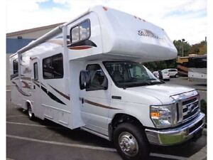 2013 Forest River Sunseeker 2900 Ford E450 from Private Owner