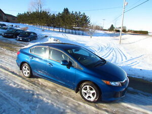 2012 Honda Civic LX: SOLD! THANKS RANDY!