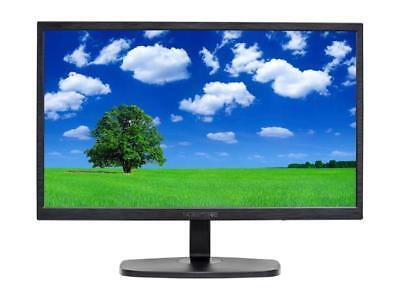 "SCEPTRE E225W-19206C Black 22"" 1ms (GTG) HDMI Widescreen LED Backlight LCD/LED M"
