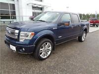 ** 2014 ** FORD ** F-150 ** LIMITED ** SUPERCREW ** 4WD **