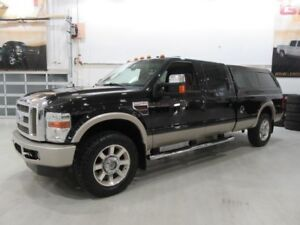 Ford F-250 KING RANCH DIESEL 4X4 2008