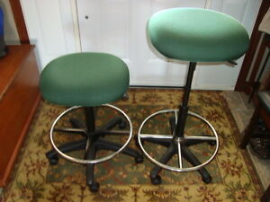 EXCELLENT QUALITY ERGO CENTRIC OFFICE STOOLS