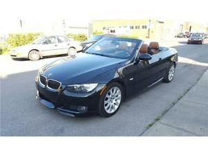2008 bmw 335i- AUTOMATIC-CONVERTIBLE- 90km-  PROPRE- 16900$