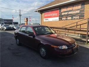 2002 Saturn LS 4dr Sedan****AUTO**** CERTFIED & E-TESTED****