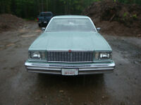 1978 Chevy Malibu Classic - Original Paint