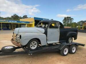 COLLECTABLE CLASSIC CARS - 1948 Ford Coupe Utility - PROJECT Strathalbyn Alexandrina Area Preview