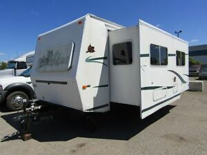 Fleetwood Wilderness 27 ftTravel trailer
