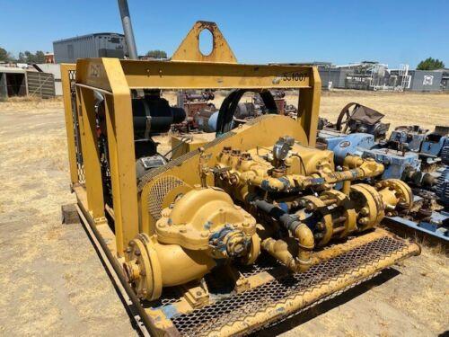 Wheatley Triplex Pump T3650