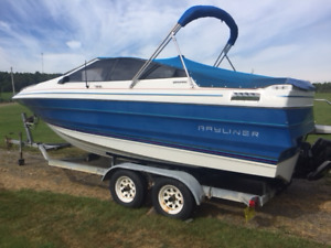 21.5 Bowrider/Side Cuddy Cabin...Price Reduced for quick sale!