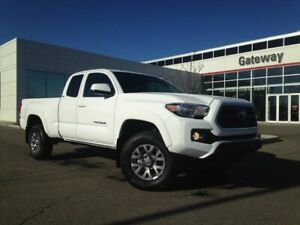 2018 Toyota Tacoma SR5 4x4 Access Cab 3M 127.4 in. WB