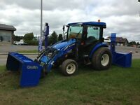 TRACTEUR New Holland 3045