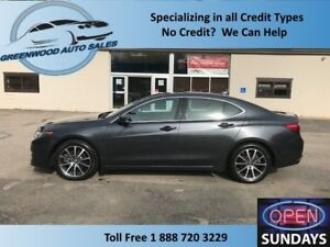 2015 Acura TLX AWD! LEATHER! SUNROOF! CALL NOW!