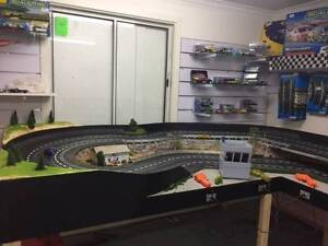 Scalextric Slot Car Racing now at Ozrail Para Hills West Salisbury Area Preview