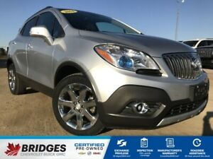 2014 Buick Encore Leather**Leather | AWD | Remote Start**