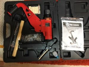 Hardwood Flooring Nailer/Stapler